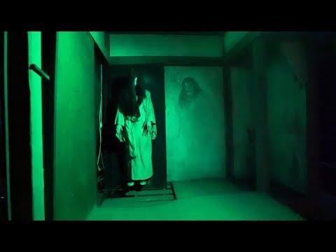 【4K30P】としまえん お化け屋敷/Toshimaen Haunted house