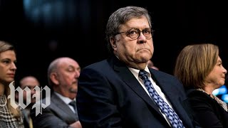 Barr: 'Yes,' coaching someone to testify falsely is a crime