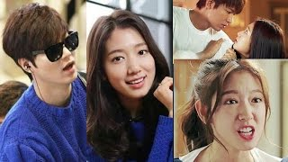 "Video Lee Min Ho Agrees Reunion With Park Shin Hye Via ""The Heirs 2"" download MP3, 3GP, MP4, WEBM, AVI, FLV Maret 2018"