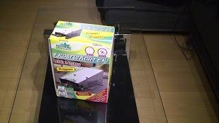 Produkttest - Gas-Gewächshausheizung Mini 800 von Bio Green im Test