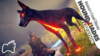 How to Get the Pet Dog Hound of Hades | Assassin's Creed Odyssey Video