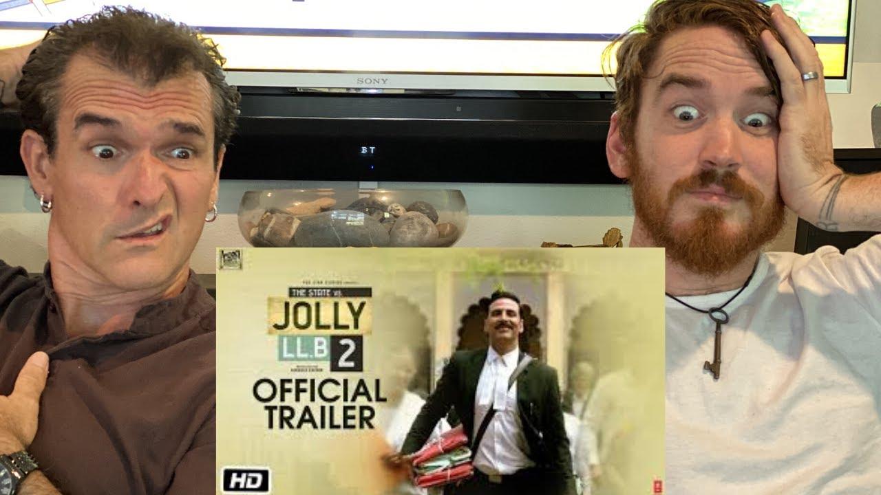 Jolly LL.B 2  Trailer REACTION!!!  | Akshay Kumar