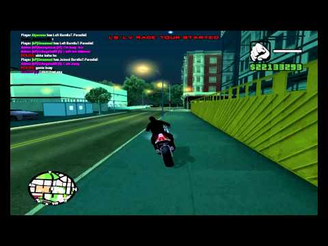 GTA San Andreas NRG-500 Stunts - 2013