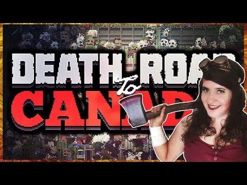 BOWLING FOR ZOMBIES! ❣️ Death Road to Canada | Cocktail Party Livestream