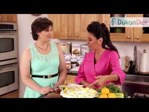 Deliciously Dukan - Gina Keatley, CDN - Permanent Stabilization Phase Recipe