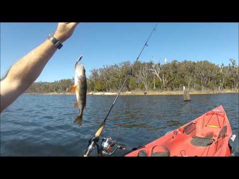 Fishing Lake Wartook