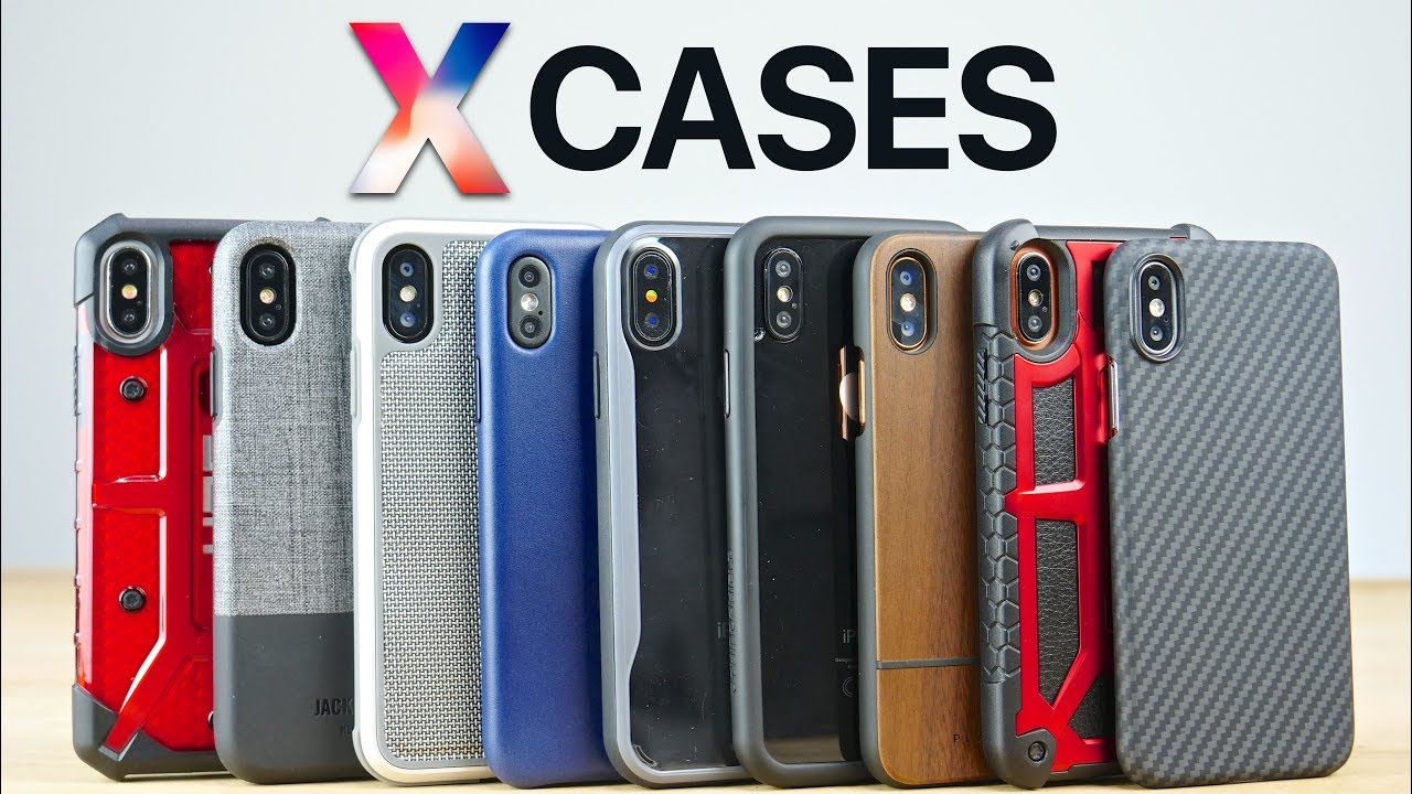 meet 25b0f bccc1 Best iPhone X Cases!