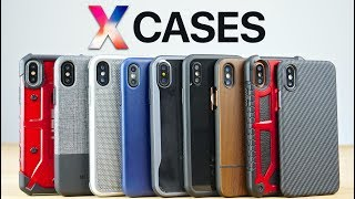 Best iPhone X Cases To Protect From Drops But Also Look Good! Carbon Fiber, Aluminum, Leather, Wood & More! Top 10 Cases. Pitaka Cases: ...