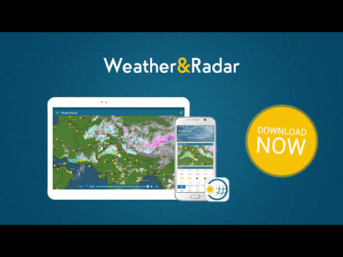 Weather & Radar - The Best App For The Weather In India