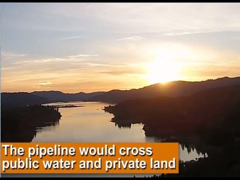 Why Jordan Cove? Oregon Debates An LNG Facility And Its Pipeline