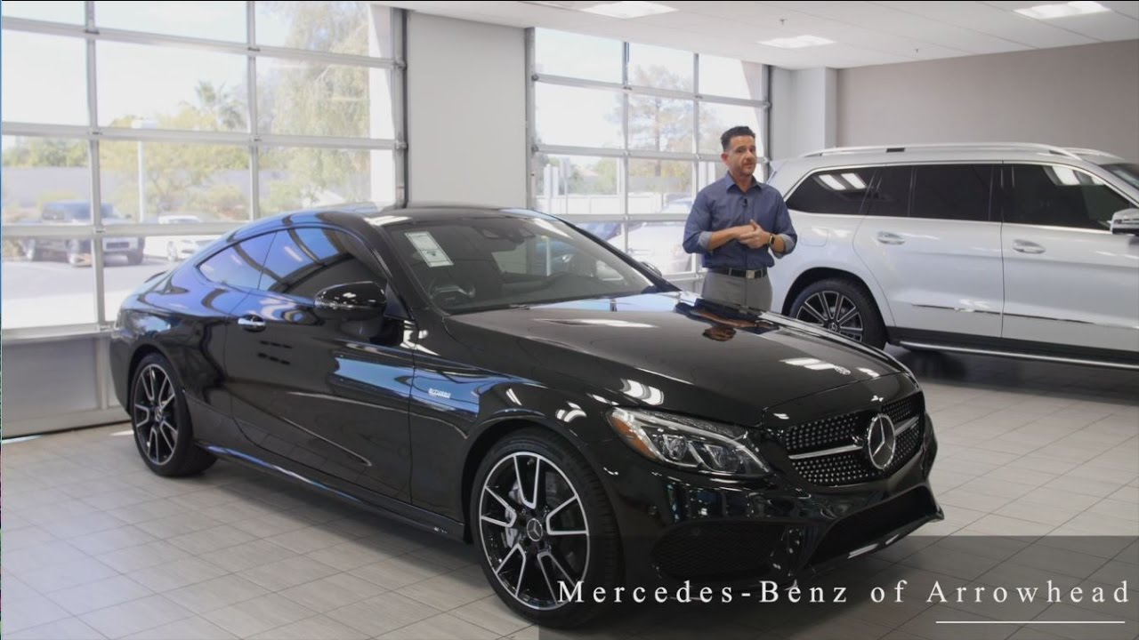 Beautifully Equipped Amg C43 2017 Mercedes Benz C 43 Coupe From Of Arrowhead