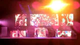 Mirage- Lindsey Stirling ft. Raja Kumari BRAVE ENOUGH Concert Tour @ Cal Expo
