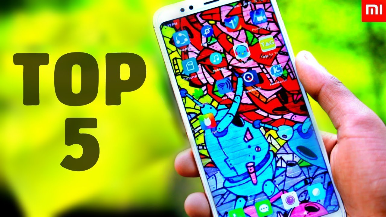 Miui 10 Top 5 Secret Settings Most Wanted | You don't know