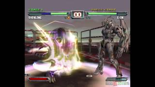 Bloody Roar: Extreme - Gameplay Xbox HD 720P