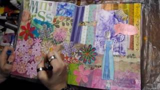 Scrap Journal ....Hello!!