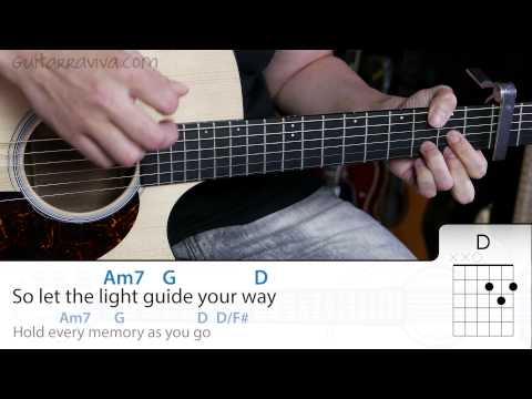 See You Again  guitarra acordes chords guitar  DEMO