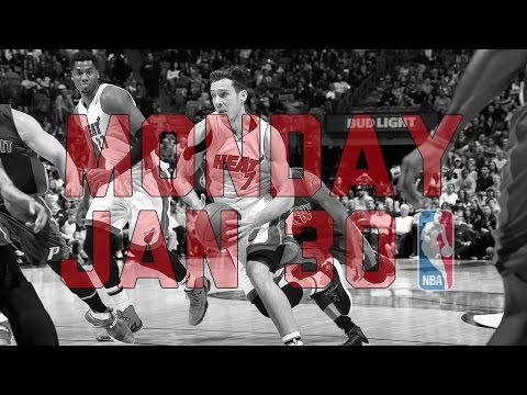 NBA Daily Show: Jan. 30 - The Starters