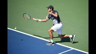 Cristian Garin vs. Christopher Eubanks | US Open 2019 R1 Highlights