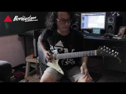 BENHARLEM - Duh Dek Guitar Playthrough