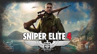 Sniper Elite 4 - Враги тупей чем в 90х