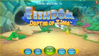 Fishdom 4: Depths of Time Standard / Collector's Edition Gameplay & Free Download