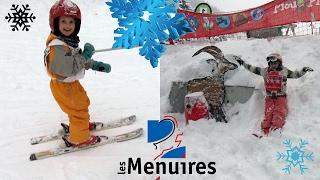 vlog morning routine cap pas cap dans la neige trotti ski studio bubble tea unboxing