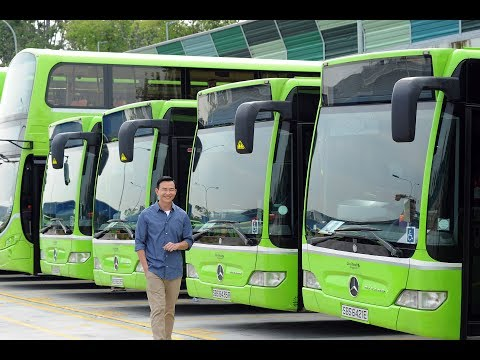 """""""BUSES: DAWN TO DUSK"""" Ep 1 (Channel 8 Telecast)"""