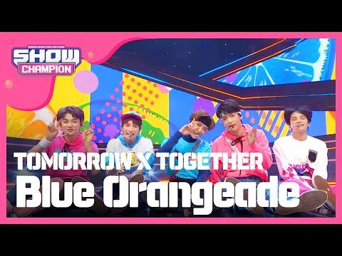 Show Champion EP.307 TOMORROW X TOGETHER - Blue Orangeade