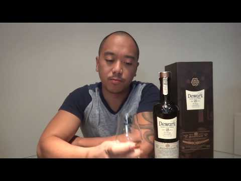 Nose2Finish Dewar's 18 Year Blended Scotch Whisky Review