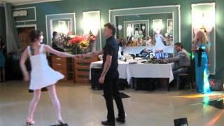 Танец жениха и невесты( из фильма