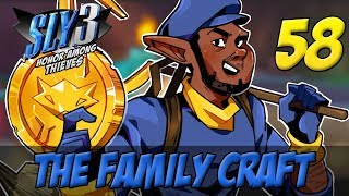 [58] The Family Craft (Let's Play The Sly Cooper Series w/ GaLm)