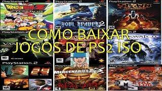 Como baixar jogos de PS2 no formato ISO - Tutorial 2018