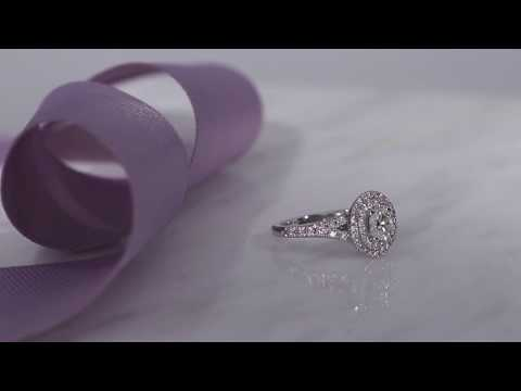 Gear Jewellers Dublin - Oxford Diamond Engagement Ring