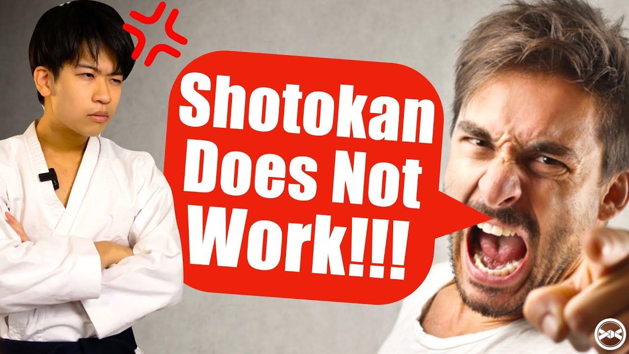 Top 4 Shotokan Techniques For Kumite/Sparring