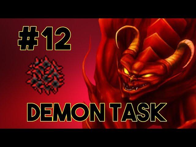 Tibia Demon Task   Dodatkowo 10/10  Loot Prey #12