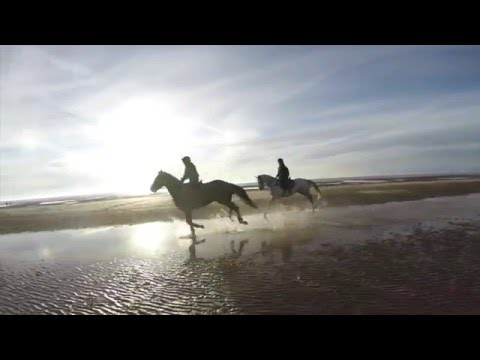 Ainsdale Beach Drone Footage
