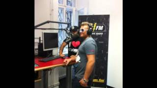 """Menowin bei Jam Fm """"I just called to say i love you"""""""