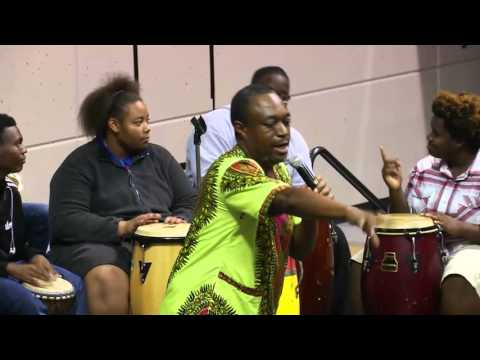Songs From Malawi: Singing, Dancing and Drumming event