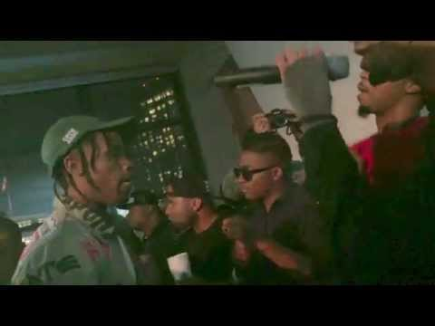 "TRAVIS SCOTT ""3500"" (LIVE at Future's DS2 NYC Listening with Metro Boomin & DJ ESCO)"
