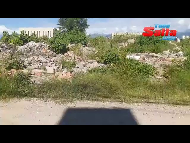 #ahora vecinos del huaico pide a la municipalidad levantamiento de escombros