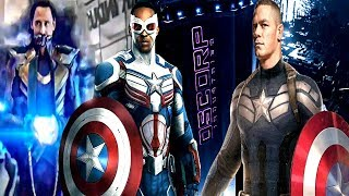 LEAKED JOHN CENA CAST AS THE NEW CAPTAIN AMERICA NOT FALCON!? & LOKI TV SERIES MAJOR DETAILS!
