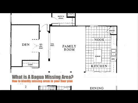 how to identify a feng shui bagua missing area youtube. Black Bedroom Furniture Sets. Home Design Ideas