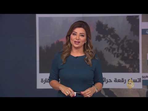 النشرة الجوية الأولى 2018/4/19  - نشر قبل 2 ساعة