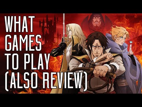 Castlevania Season 2 Review - What Games To Play (For New Fans)