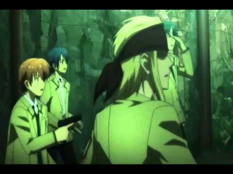 Angel Beats - Down The Guild Part 1
