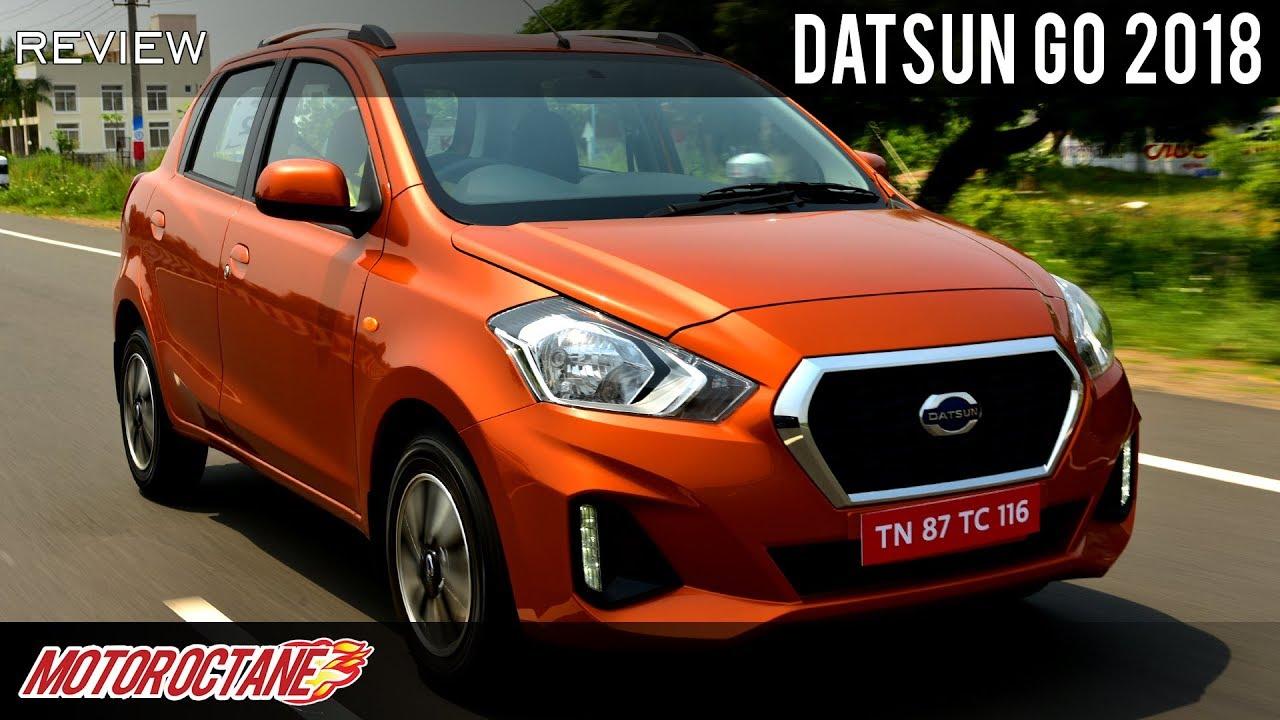 Datsun Go 2018 Review | Tiago competition | Hindi ...
