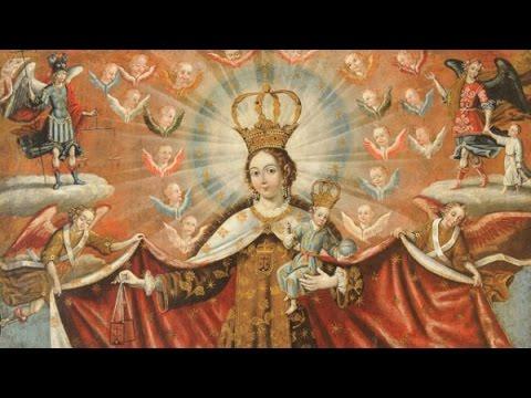 Exploring the Spanish Colonial art of Gaspar Miguel de Berrío