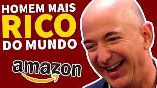 A Vida de Jeff Bezos (Amazon)