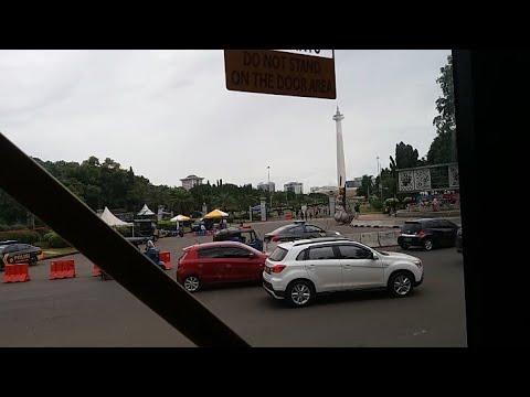 Part 1: Keliling Jakarta naik Transjakarta Sawah Besar - Pulo Gadung