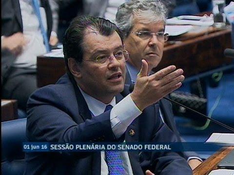 Senadores prestam homenagem a Walter Pinheiro